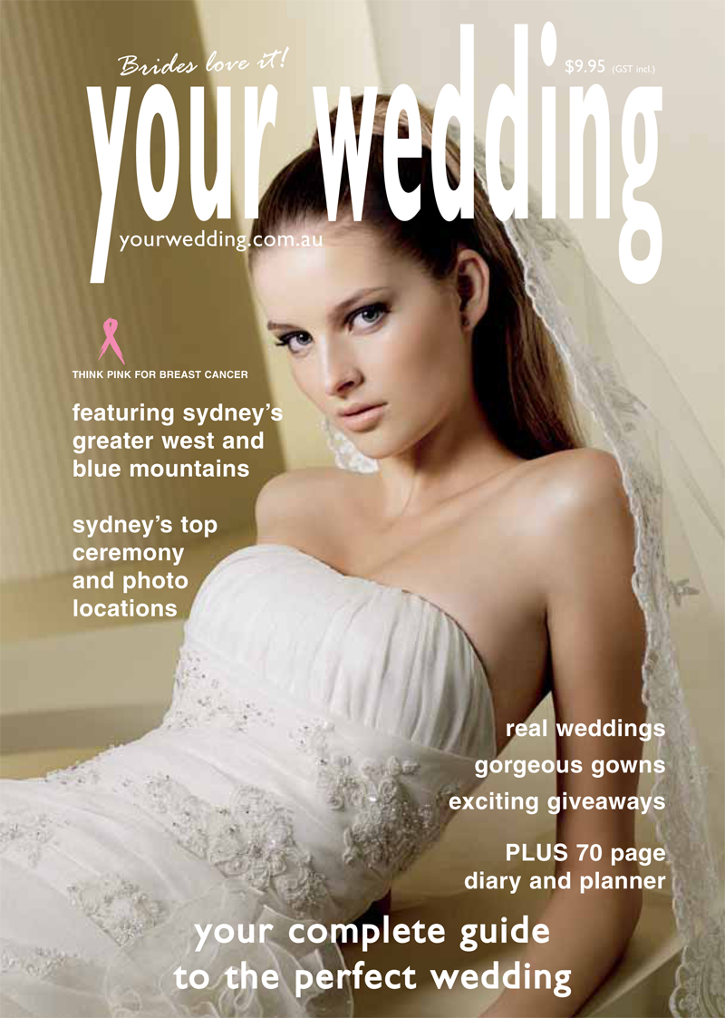 modern brides magazine york